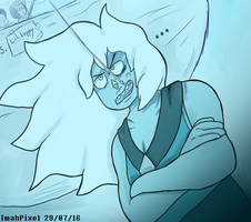 Catch Of The Day -Steven Universe by ImahPixel