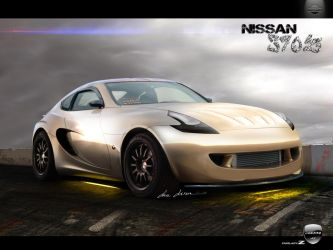 Nissan 370Z by LazziTuning