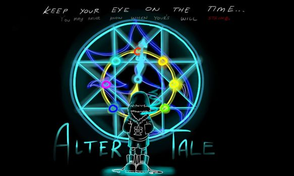 Altertale: Sans of Time by perfectshadow06