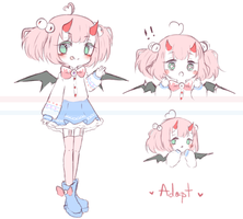 [closed] smoll random adopt by Seraphy-chan