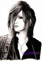 The GazettE - Uruha by EJW1601