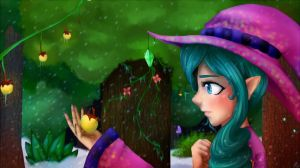 .: The Frozen Forest :. by Le-Vane