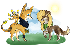 kot-k : commission by sheriiquills