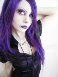 MISSynthetic Purple Poison by MISSynthetic