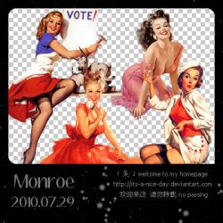 Monroe_4P by its-a-nice-day