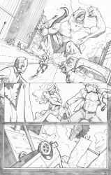 X-Men sample pg3 by theDougArthur