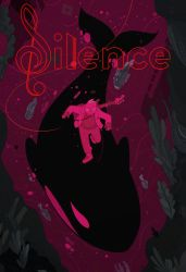 Silence 3 Cover by cheshirecatart