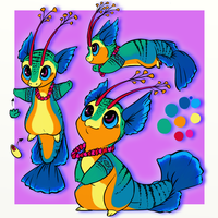 Design comm for Xandergirl96 by Scuterr