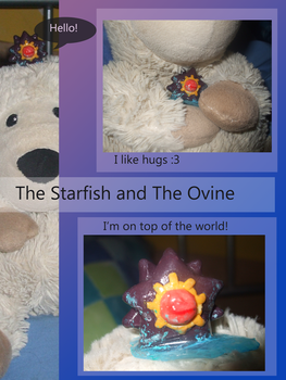 The Starfish and the Ovine by JGLewis