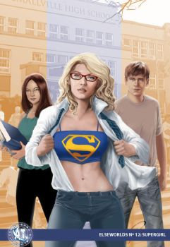Elseworldss 12: Supergirl by actiontales