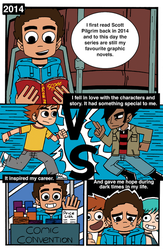 I love Scott Pilgrim - page 1 by Fox-On-Fire