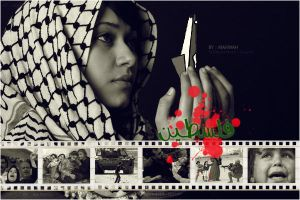 Palestine by InDependent-Queen