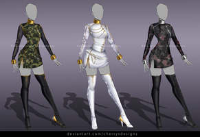CLOSED(24H AUCTION) - Outfit Adopt 869 by CherrysDesigns
