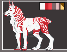 ADOPTABLE AUCTION closed by Red--Eye