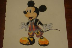 Mickey Mouse by Highway3