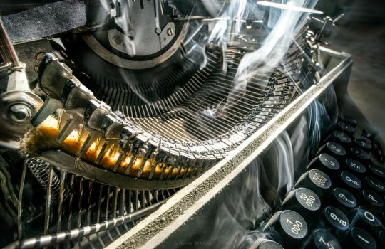 The Engine of History by borda
