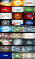 SNC: Refreshed Titlecards by clindhartsen