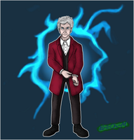 Twelfth Doctor by Ertrandmue