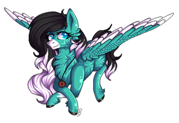 Just Hovering by Blumydia