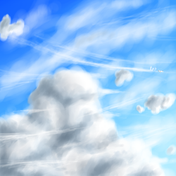 Clouds by OriginalLp9