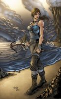 Tomb Raider Reborn by seanforney