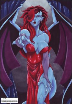 Demona Rabbit by vp1940