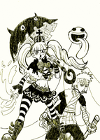 OP: Zoro and Perona lost agian by HiroyValesti