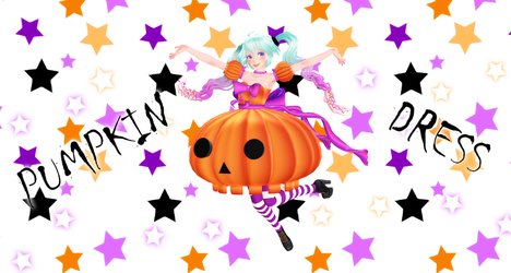 [MMD DL] Pumpin dress download by HoshichoM