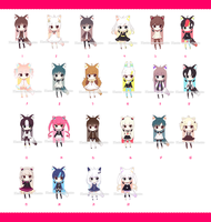 #12 | Set price Adopts |Closed by khatto-adopts