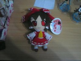 Reimu Hakurei Doll by a0001521