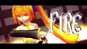 [MMD Motion DL] BTS - Fire (Chorus) by BigYellowAlien