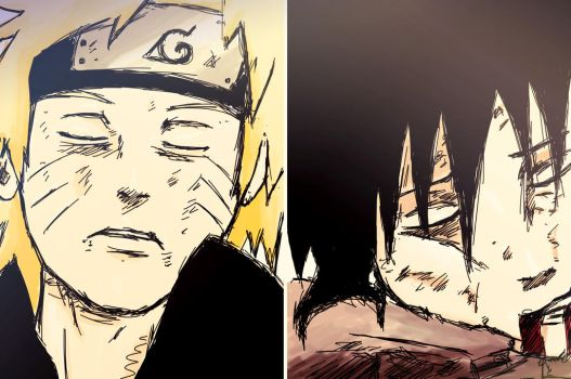 NARUTO MANGA 662 TRIBUTE by Luke0zZz