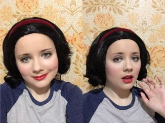 Another Snow White costest by Galatea-san
