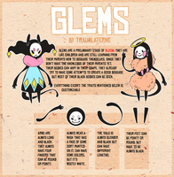 ...GLEMS...Subspecies - GLEEMA by Traumlaterne