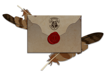 A Mysterious Envelope by albinoraven666fanart