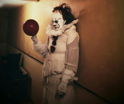 Pennywise: Uninvited by Tamagi