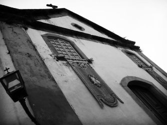 Church in Paraty by rrapio