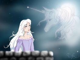 Amalthea: I'm always dreaming by ValerieGallery