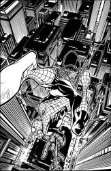 MA Spiderman Cover44 by Spacefriend-KRUNK
