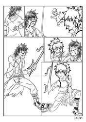 Will's confrontation p12 by MaryDKidd
