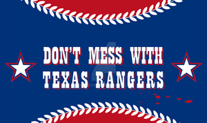 Don't mess with texas ranger by SpiderZed