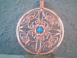 Ancient Seal - Pendant by Carmabal