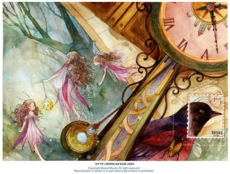 insects and time 2 by besom