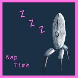Nap Time by ShadowTriforce