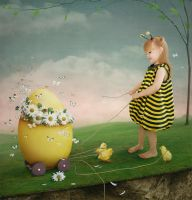 Easter history by AnnMei