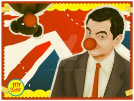 Mr.Bean by Toolkit04