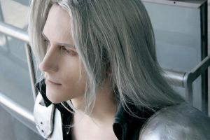 Sephiroth Cosplay by Videros
