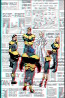 New X-Men Pure Anaglyphe conversion by xmancyclops