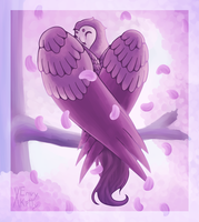 The Heart Of An Owl by SinfulHare