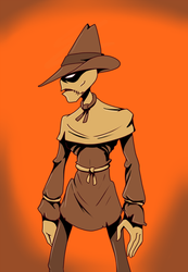 Scarecrow by GhastlyGH